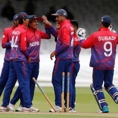 Nepal register first-ever ODI victory with thrilling one-run win over Netherlands