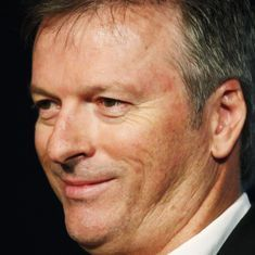 Pressure is on India, not Australia, going into the deciding Dharamsala Test, says Steve Waugh