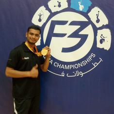 World No 1 Manoj Sarkar wins gold at Turkish Para-badminton International Championship