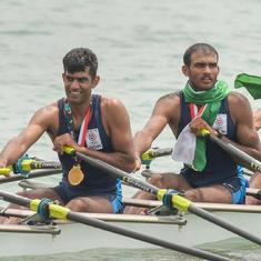 It was do or die for us: How the Indian rowers made a remarkable comeback to win three medals