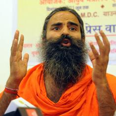 Vigilantes are coming out on streets as police have failed to deal with cow smuggling, says Ramdev