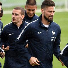 Despite lack of goals, Giroud still integral part of French plan in World Cup final against Croatia