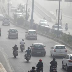 Supreme Court stays green tribunal's order to include two-wheelers in Delhi odd-even scheme