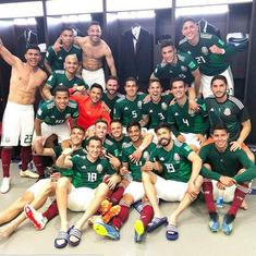 'Mexico built a wall, Germany paid for it': Twitter reacts to the defending champs' stunning defeat