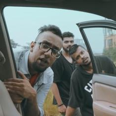 Watch: Mumbai's gully rap (and Divine) get dissed in 'Gully Mein Apne Kutta Bhi Sher Hai'