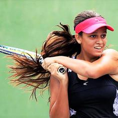 West Bengal's Shreya Chakraborty stuns top seed Bhakti Parwani at U-16 tennis Nationals