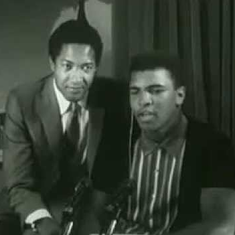 Watch: Muhammad Ali not boxing, but actually singing from his own album