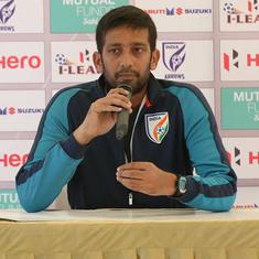De Matos's assistant Floyd Pinto appointed coach of I-League side Indian Arrows