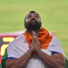 Tejinderpal Singh Toor wins silver medal in shot put at Czech Republic athletic meet