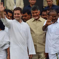 Numbers game: Why Congress, Telugu Desam Party will find it hard to unseat Telangana Rashtra Samithi