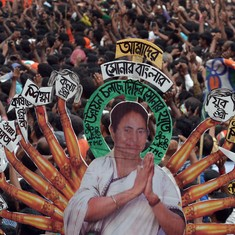 'Mamata Banerjee will become Didi National': Twitter guffaws at assembly election results