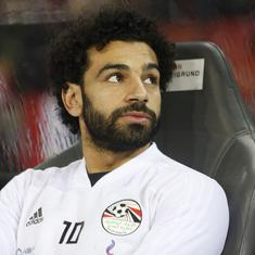 Salah says Egypt teammate Warda should get second chance after ban over sexual harassment