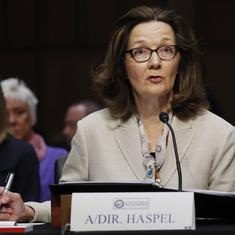 US Senate confirms Gina Haspel as CIA's first woman director