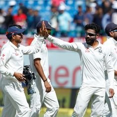 Cricket: India need 87 runs to win series after dismissing Australia for 137