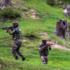 Suspected militants escape after gunfight with security forces in J&K's Shopian, say reports