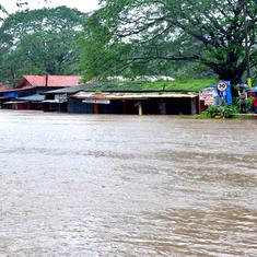 Karnataka: Five districts on high alert as heavy rainfall disrupts bus and train services