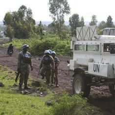 Bodies of two UN workers and their translator found in Congo