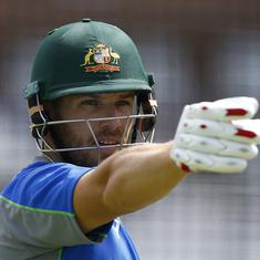 Australia's Aaron Finch plans change in batting approach ahead of Test debut