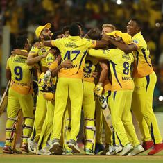 'Back where they belong': Twitter lauds CSK after Shane Watson powers them to third IPL title