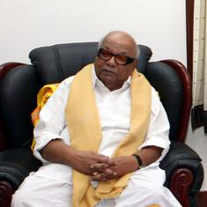 DMK moves Madras HC after Tamil Nadu denies permission for Karunanidhi's burial at Marina