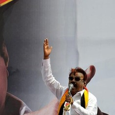 Vijayakanth says DMDK will 'rise like the phoenix' after Assembly election loss in Tamil Nadu