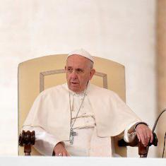 Sexual abuse case: Pope Francis accepts resignation of three Chilean bishops