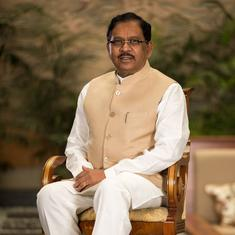 Karnataka: Parameshwara claims he missed CM's post three times as he is from Dalit community