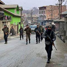 जम्मू-कश्मीर : सुरक्षा बलों से मुठभेड़ में दो आतंकी मारे गए