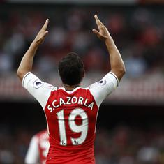 Santi Cazorla to leave Arsenal in June after failing to recover from injury