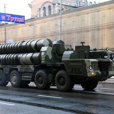 सीरिया में रूस की अत्याधुनिक मिसाइल सुरक्षा प्रणाली एस-300 तैनात होगी
