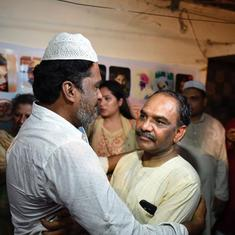 With his multi-faith Iftar in Delhi, Ankit Saxena's father sets an example for these fraught times
