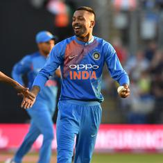 The X-factor: Hardik Pandya delivers once again when his team needed him the most