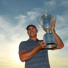 Koepka pips Fleetwood by one stroke, becomes seventh player to win back-to-back US Open titles