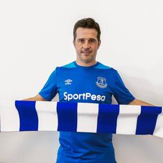 Premier League: Everton appoint ex-Watford boss Marco Silva as new manager