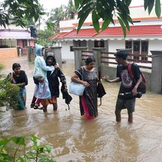 Kerala: Orange alert issued for two districts on June 9, four on June 10 as heavy rainfall likely