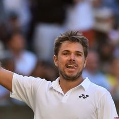 Tenacity of champions: Year after season-ending loss, hungry Wawrinka roars back at Wimbledon
