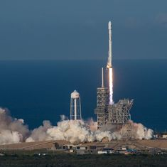 SpaceX makes history by successfully launching recycled rocket booster