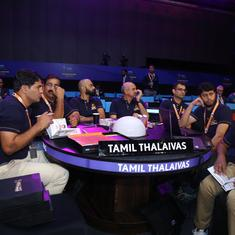 Tamil Thalaivas set up India's first private residential academy for kabaddi in Chennai