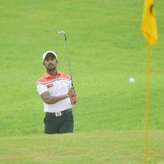 Indian golf round-up: Khalin, Chikkarangappa tied-24th in Korea Open, Nicollet off to sedate start
