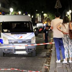 France: Seven injured in knife attack in Paris