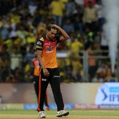 IPL final: Watson was brilliant but Sunrisers were done in by a plunge in their bowling excellence