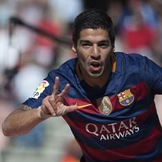 Step aside, Messi and Neymar. Luis Suarez was Barcelona's kingpin this season