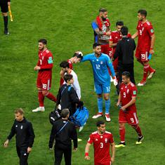 World Cup: Unlucky to return empty-handed from the match against Spain, Iran can still dream