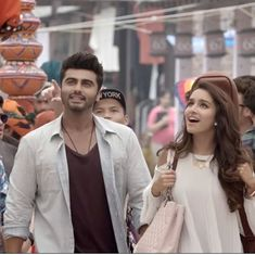 No half measures in the bustling 'Half Girlfriend' soundtrack