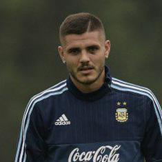Inter Milan striker Icardi left out of Messi-led Argentina World Cup squad