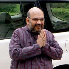 Congress likes Election Commission, EVMs after forming government in Karnataka: Amit Shah