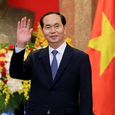 वियतनाम : राष्ट्रपति त्रान दाई क्वांग का निधन