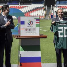 Fifa set to pick USA, Mexico and Canada or Morocco as hosts of 2026 World Cup