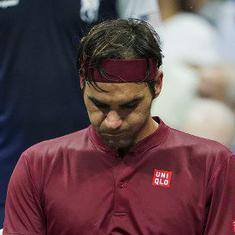 'Worst match of Federer's career. By some margin': Twitter reacts with disbelief to Roger's defeat