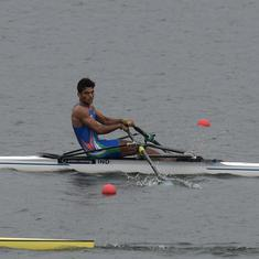 Meet Dushyant Singh, the Indian rower who won his second Asian Games medal